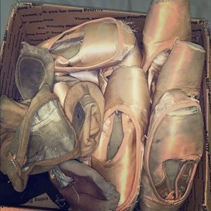 Shoes - Used Ballet Shoes